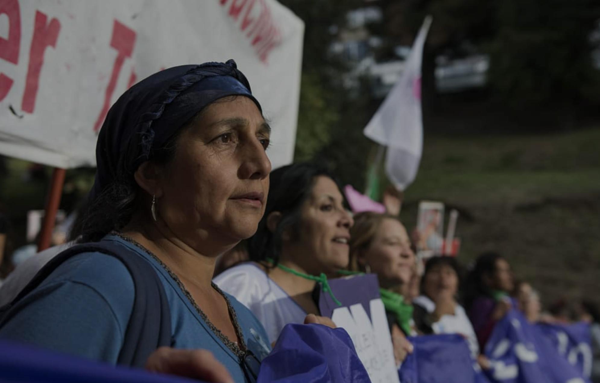 Las mujeres indígenas le hacen frente a la crisis climática
