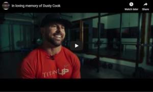 in loving memory titanup fitness vlog