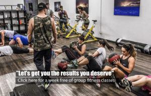 jacksonville fitness center one week trial offer