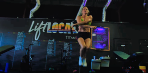 Ina's story about her fitness and the TitanUp fitness program