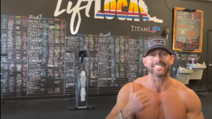titan up fitness reps and building muscle