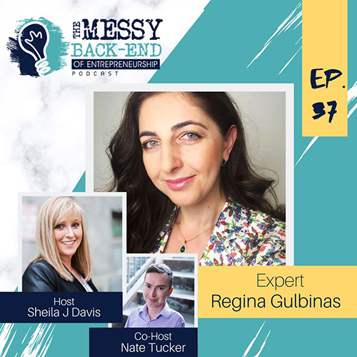 Episode 37   Solve Messy Hiring with Regina Gulbinas
