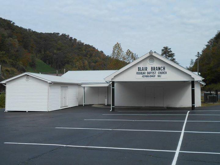 blair branch church