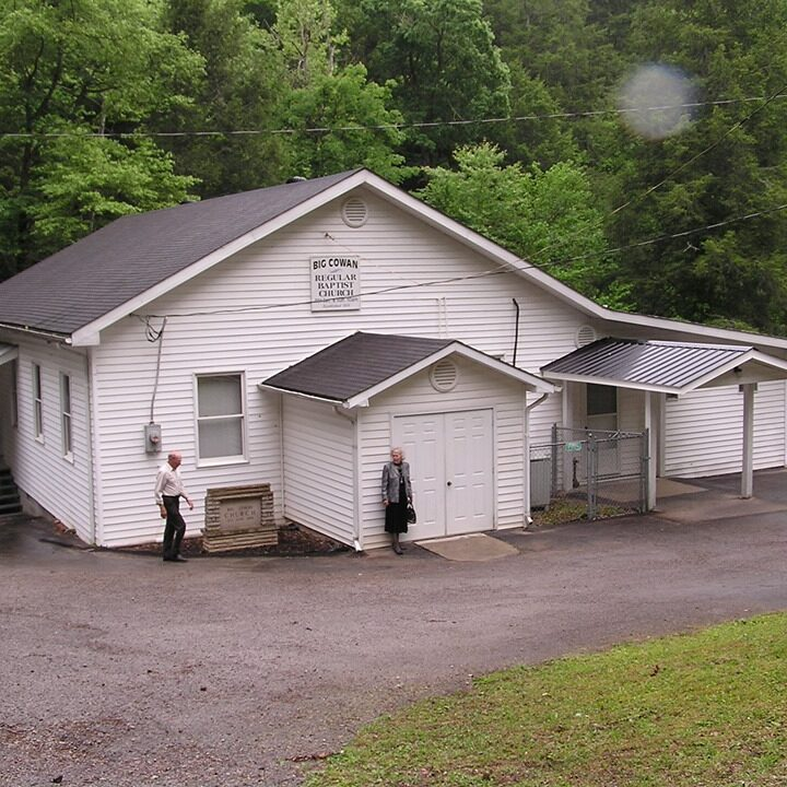 Big Cowan church