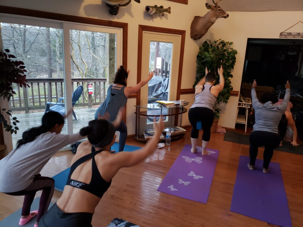 Retreat Yoga_072806