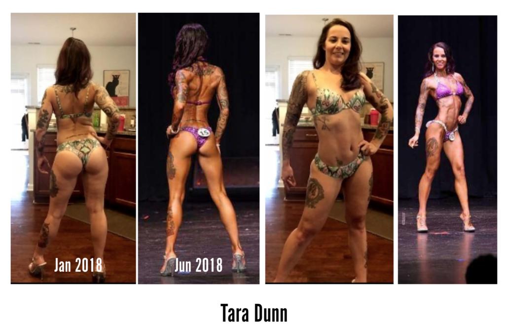 Tara Dunn - Bikini Pro