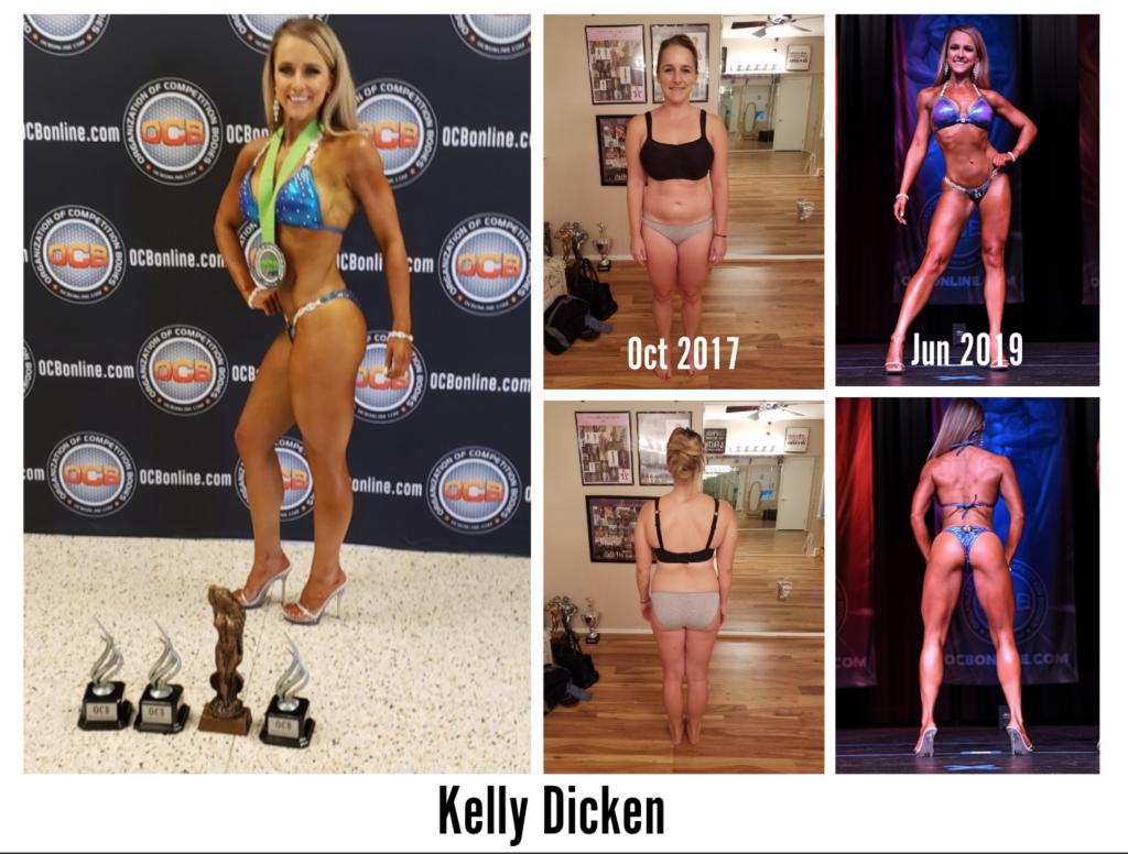 Kelly Dicken - Bikini Pro