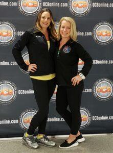 CSA Coaches Brandi & Tina
