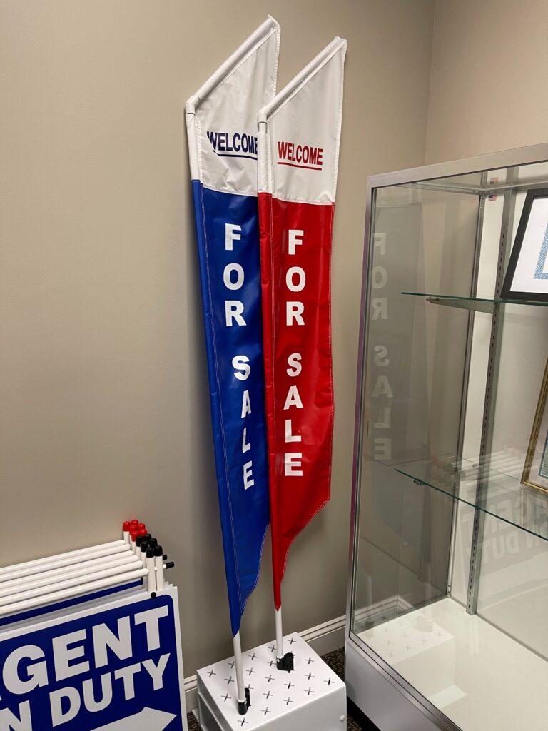 FLAGS $14.75 +tax