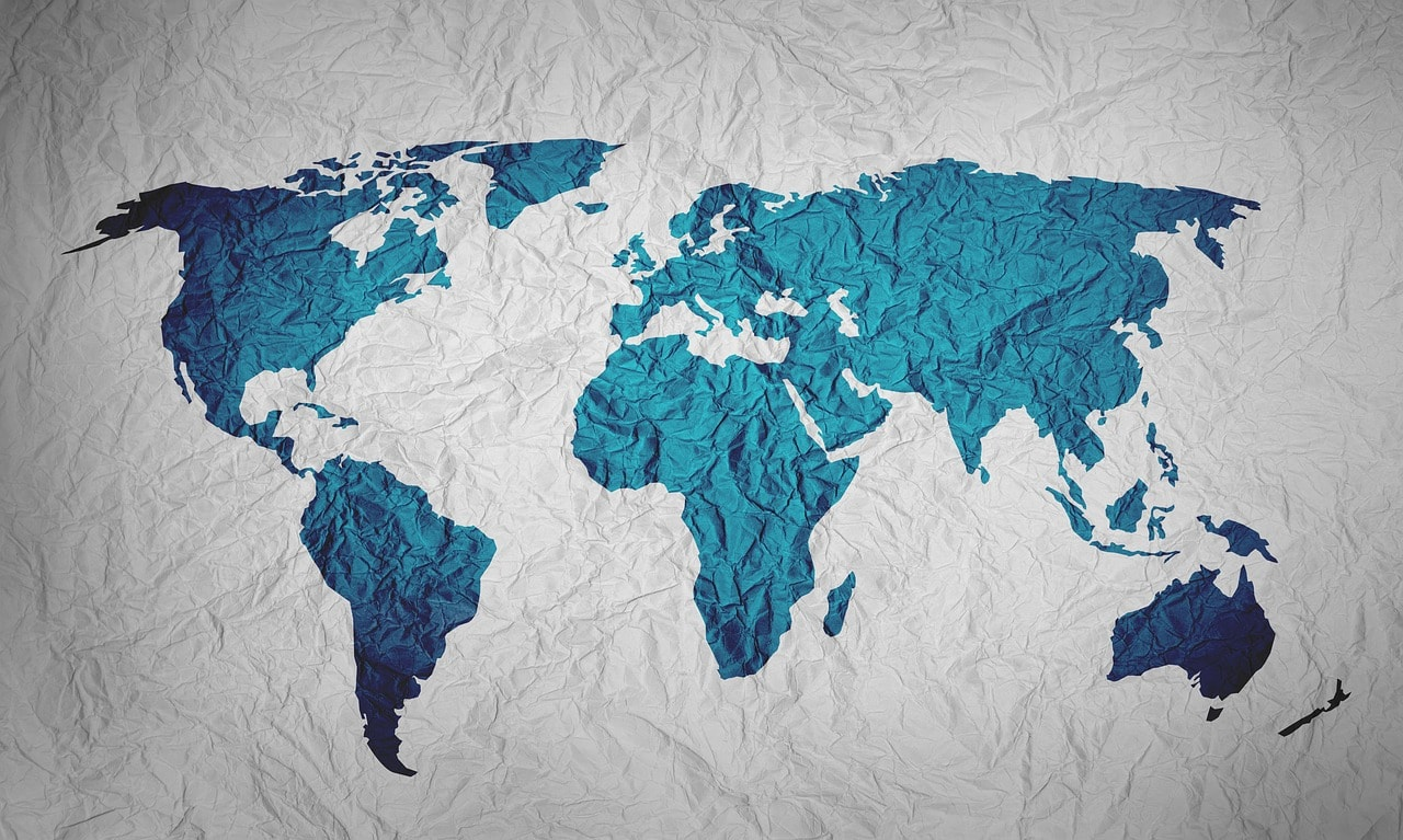 World map - World Justice