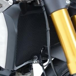Ducati Monster 821, 1200 Radiator Guard + Oil Coolar Guard