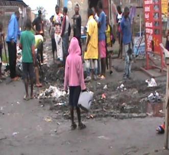Kinshasa, Democratic Republic of Congo, Africa   Infection, Typhoid, TB   NFDPC