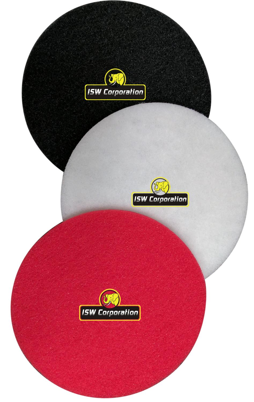 synthetic floor pad