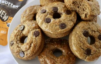 Nut Butter Donuts