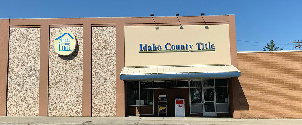 Idaho County Title Co.