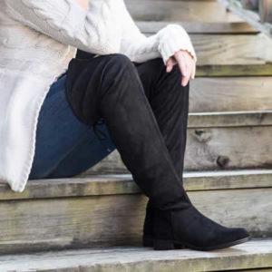 Thigh-High Boot