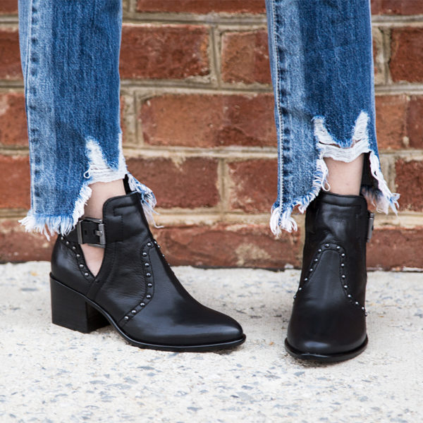 Ankle Boot for Large Sizes