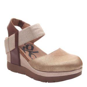 OTBT Carry On Gold Sandal