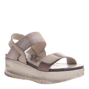 OTBT Nova Silver Sandal