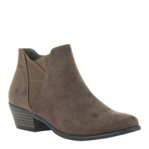 Madeline Parfait Ankle Bootie Peppercorn