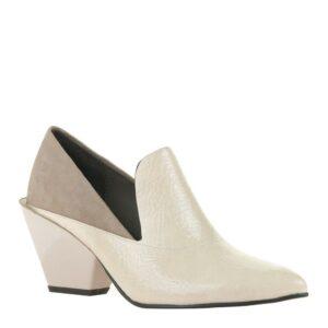 Sagitta Naked Feet White Pump