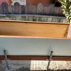 continuous flow through composter