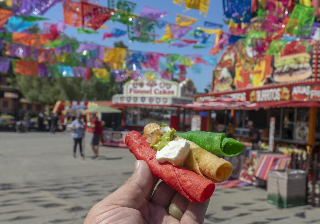 Taquito at the LA County Fair
