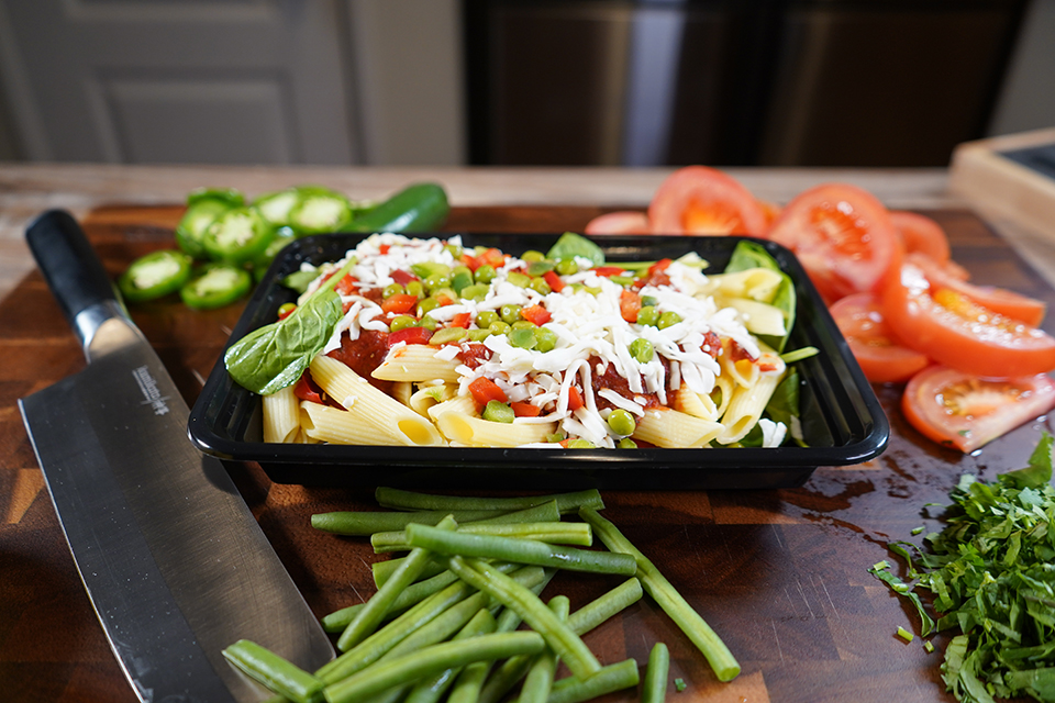 Meal prep healthy gourmet