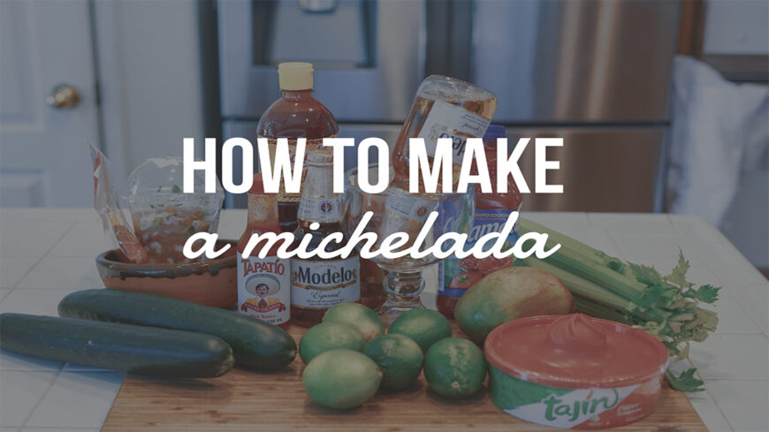 michelada, how to make, michelada recipe, beer, cooking, cocktails