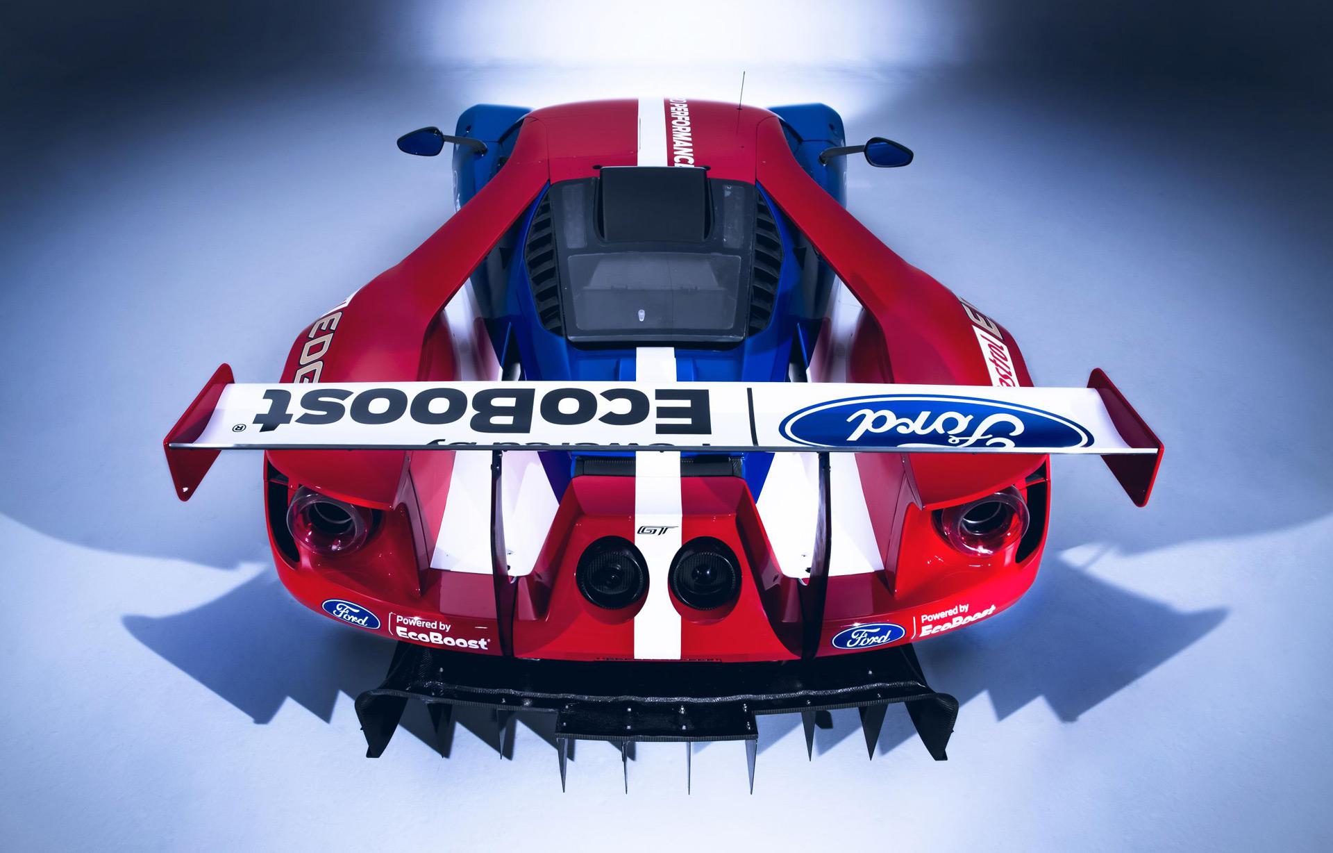 2018 Ford GT Race full