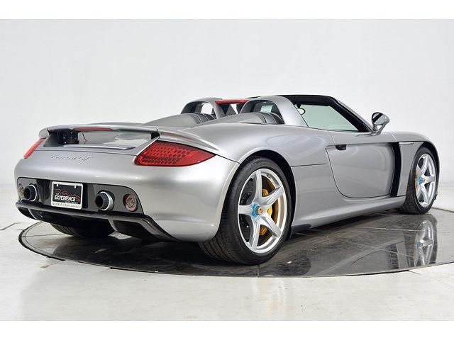 2005 Porsche Carrera GT full