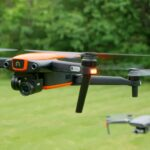 Complete a flight review for drones