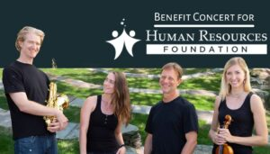 Benefit Concert for Human Resources Foundation featuring Pete Muller & The Kindred Souls