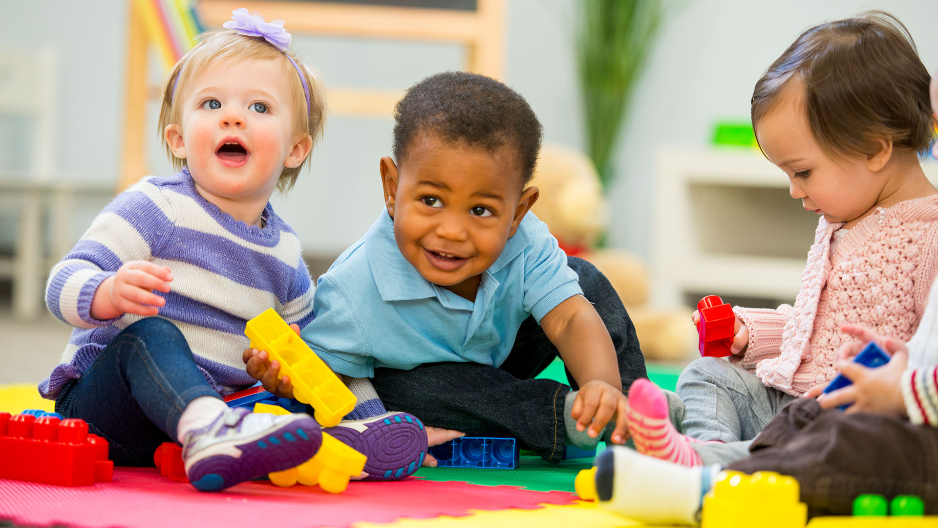 POSITIVE YOUTH DEVELOPMENT IN YOUNG CHILDREN