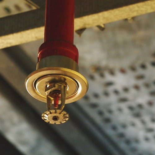 Industrial Sprinkler Head