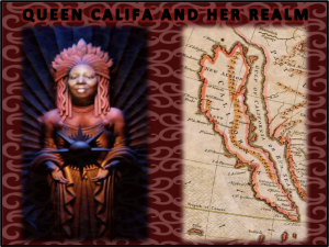 Queen Califa & Her Realm