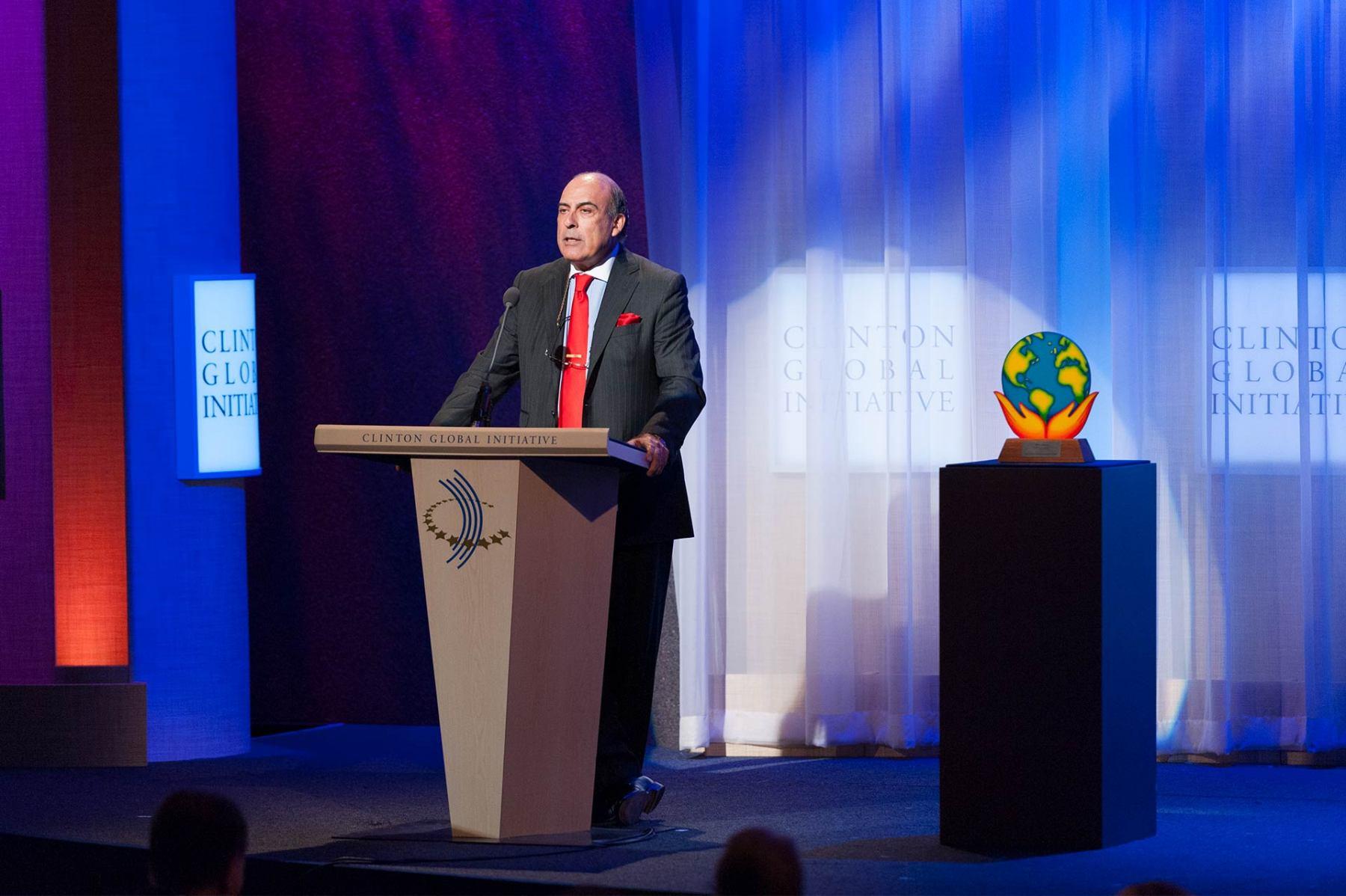 Clinton Global Citizen Awards, Clinton Global Initiative, CGI 2011, New York City, 09-22-2011