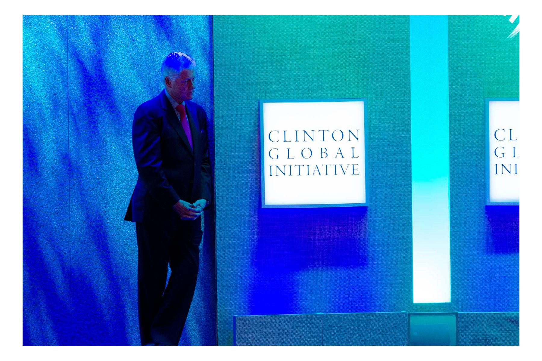 President Barack Obama, 44th President of the United States; Clinton Global Initiative 2011; 09-21-2011