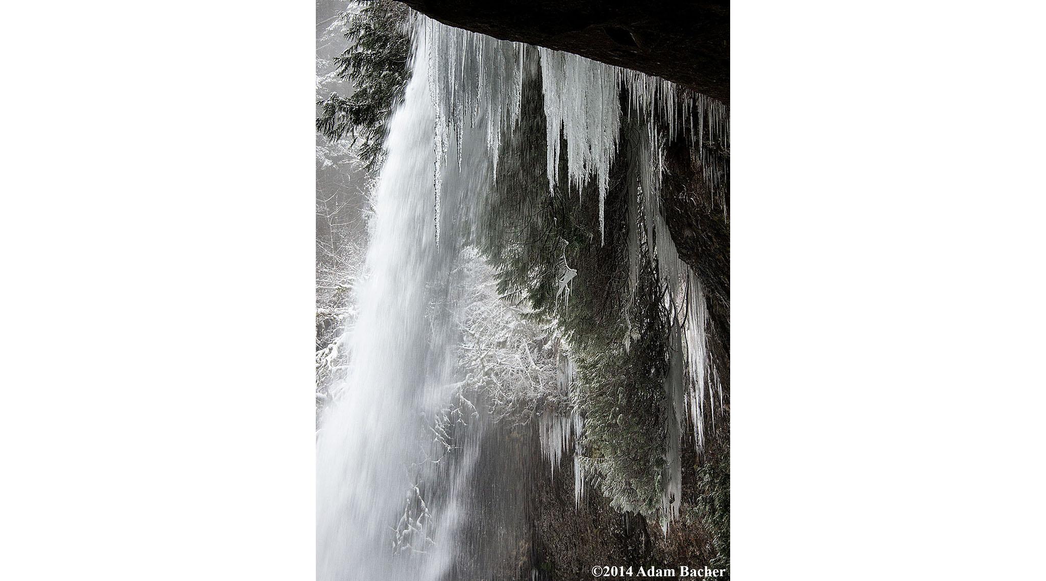 silver falls state park oregon waterfalls