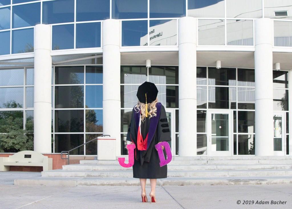 law school JD graduate - UNLV