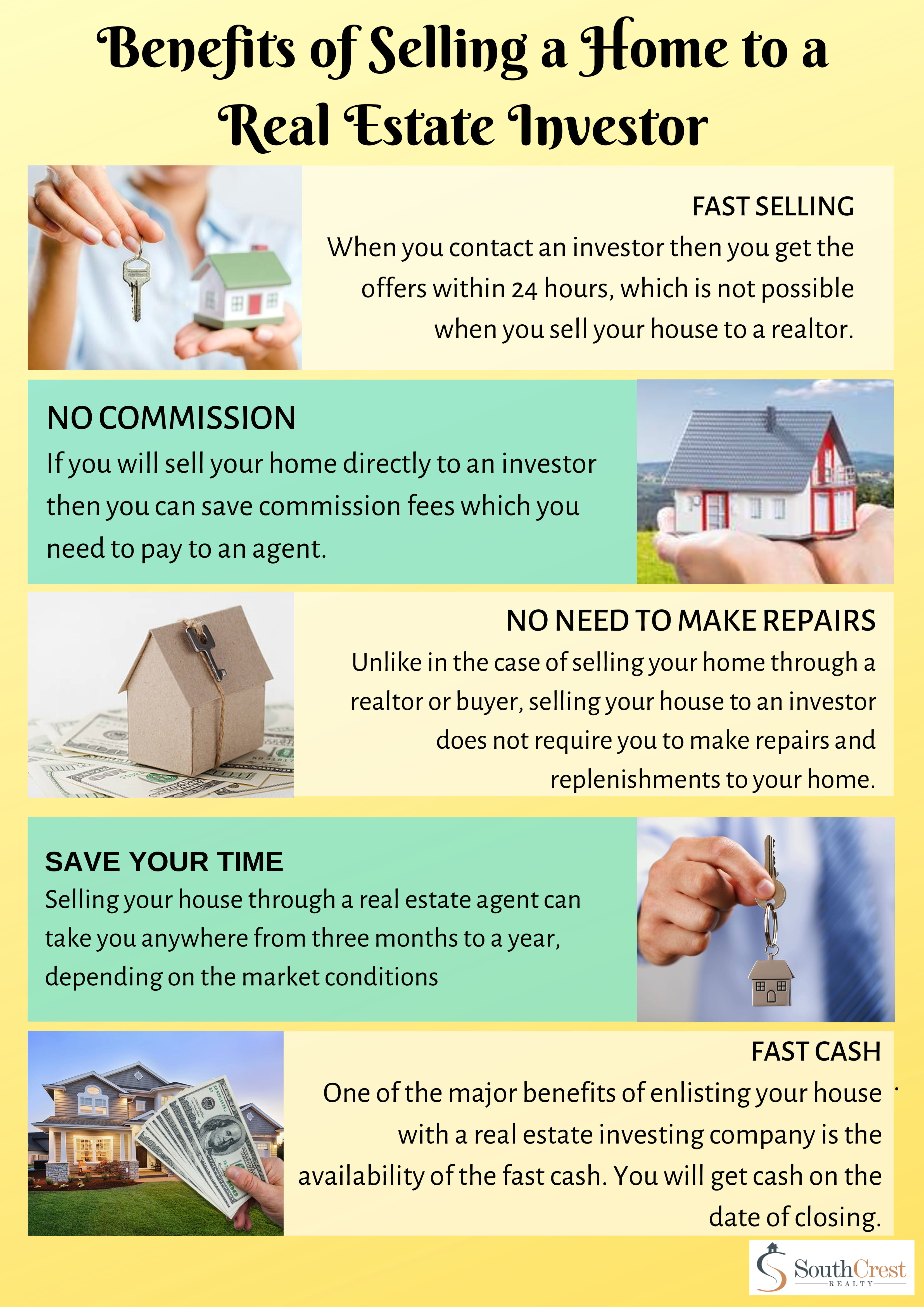 Selling a Home to a Real Estate Investor