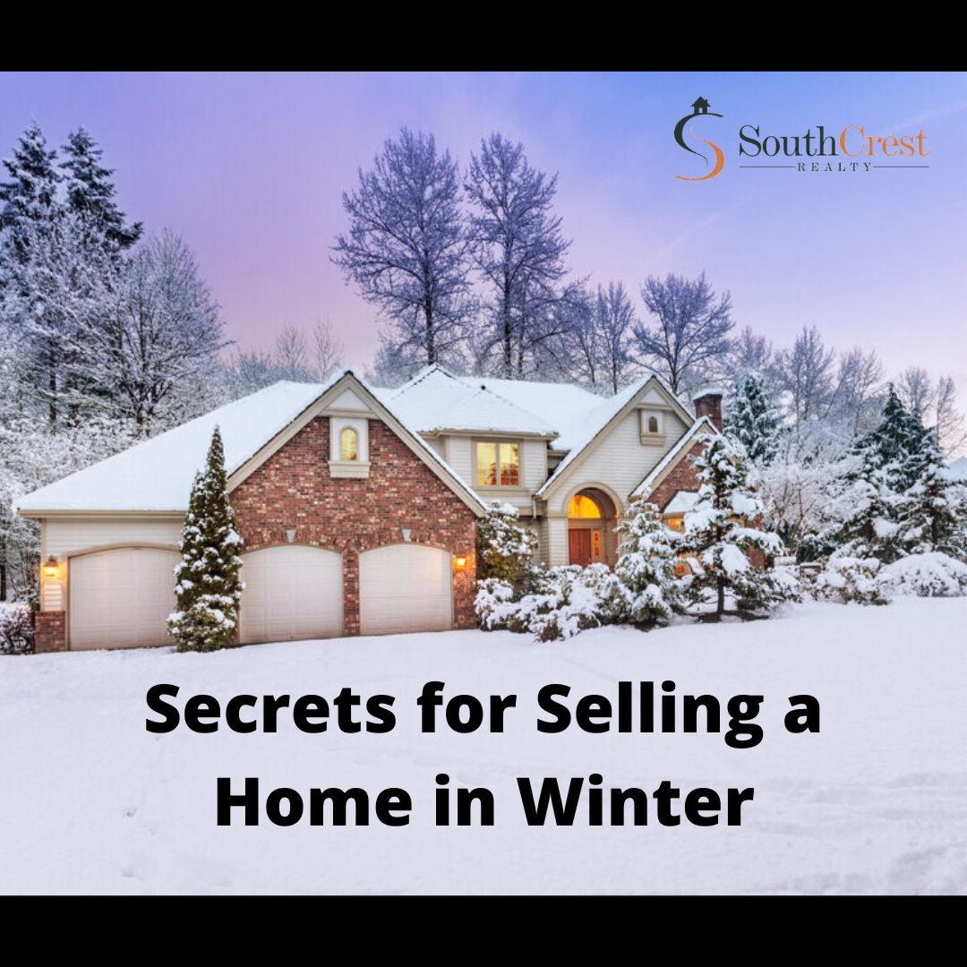 Secrets for Selling a Home in Winter