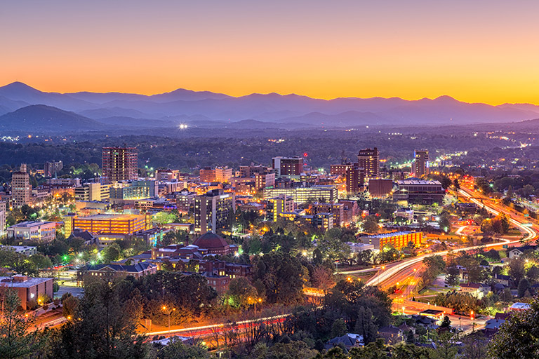 Asheville: The Happiest City in America