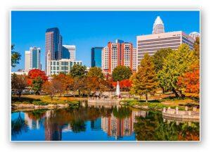 Comparing Winston-Salem and Great Charlotte MSA