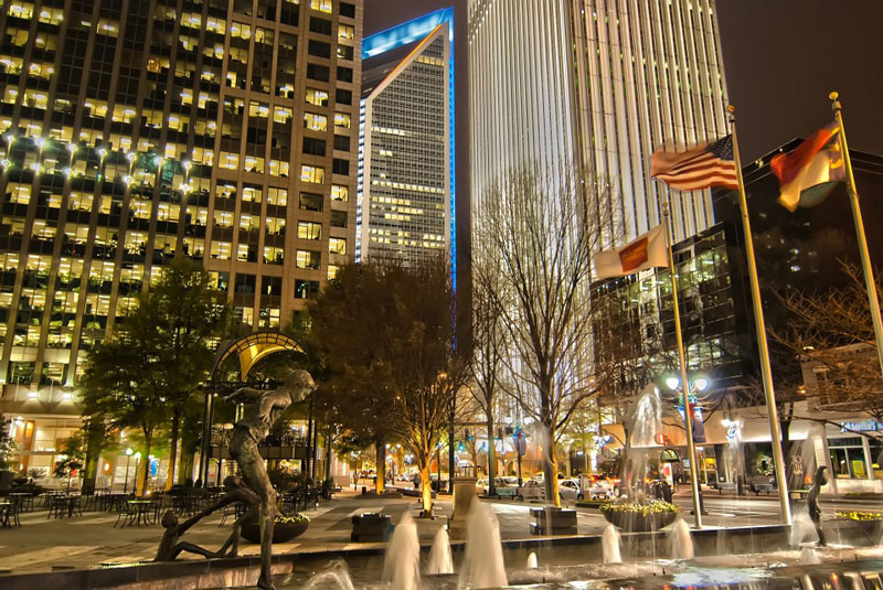 Charlotte Metro's Population Keeps Climbing