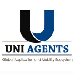 UNI Agents - logo