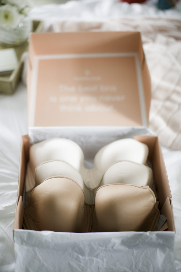 New Nakeds collection from Thirdlove, best nude bras, five shades of nude bra