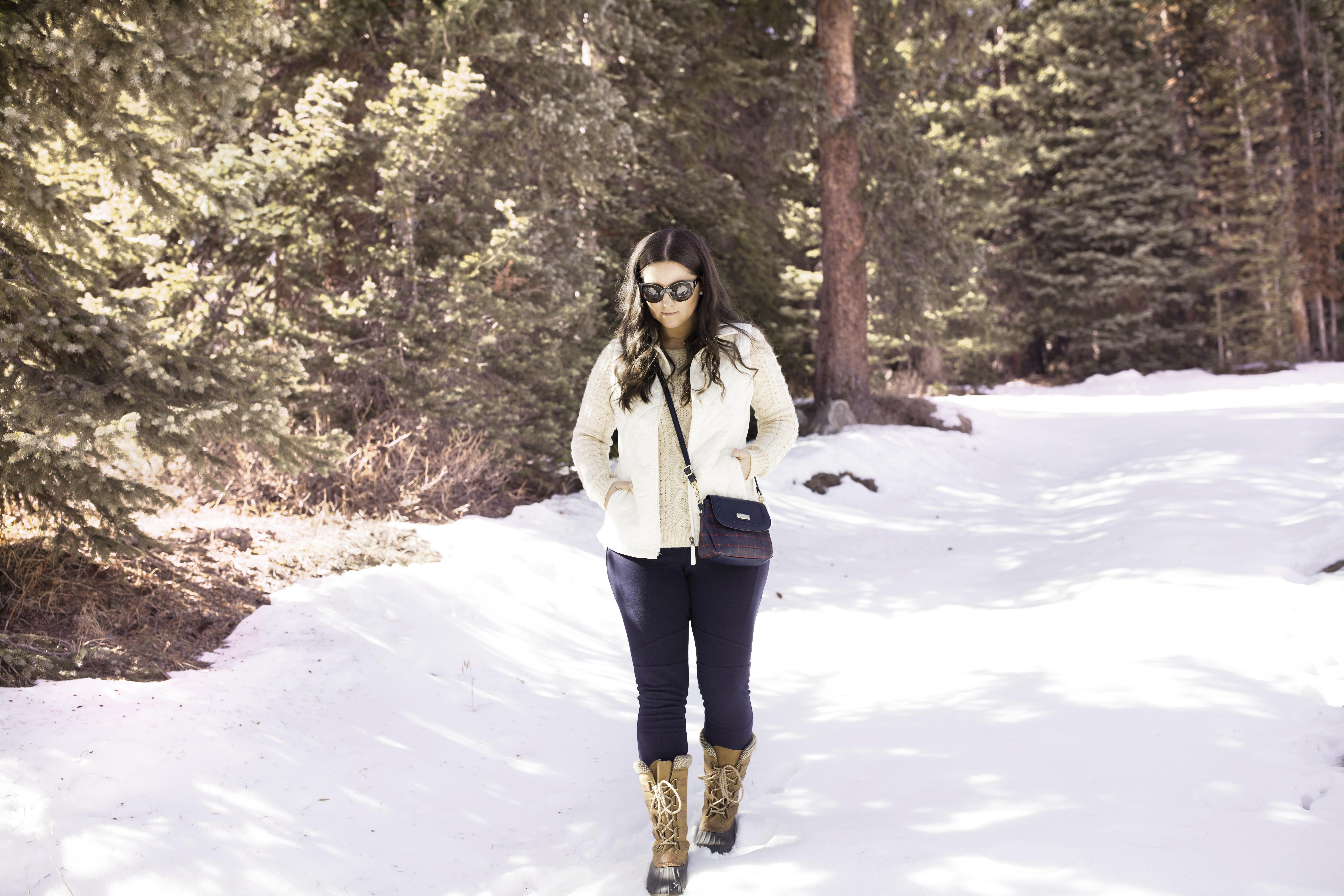 glamping trip to Breckenridge Colorado, glamping hub vacation