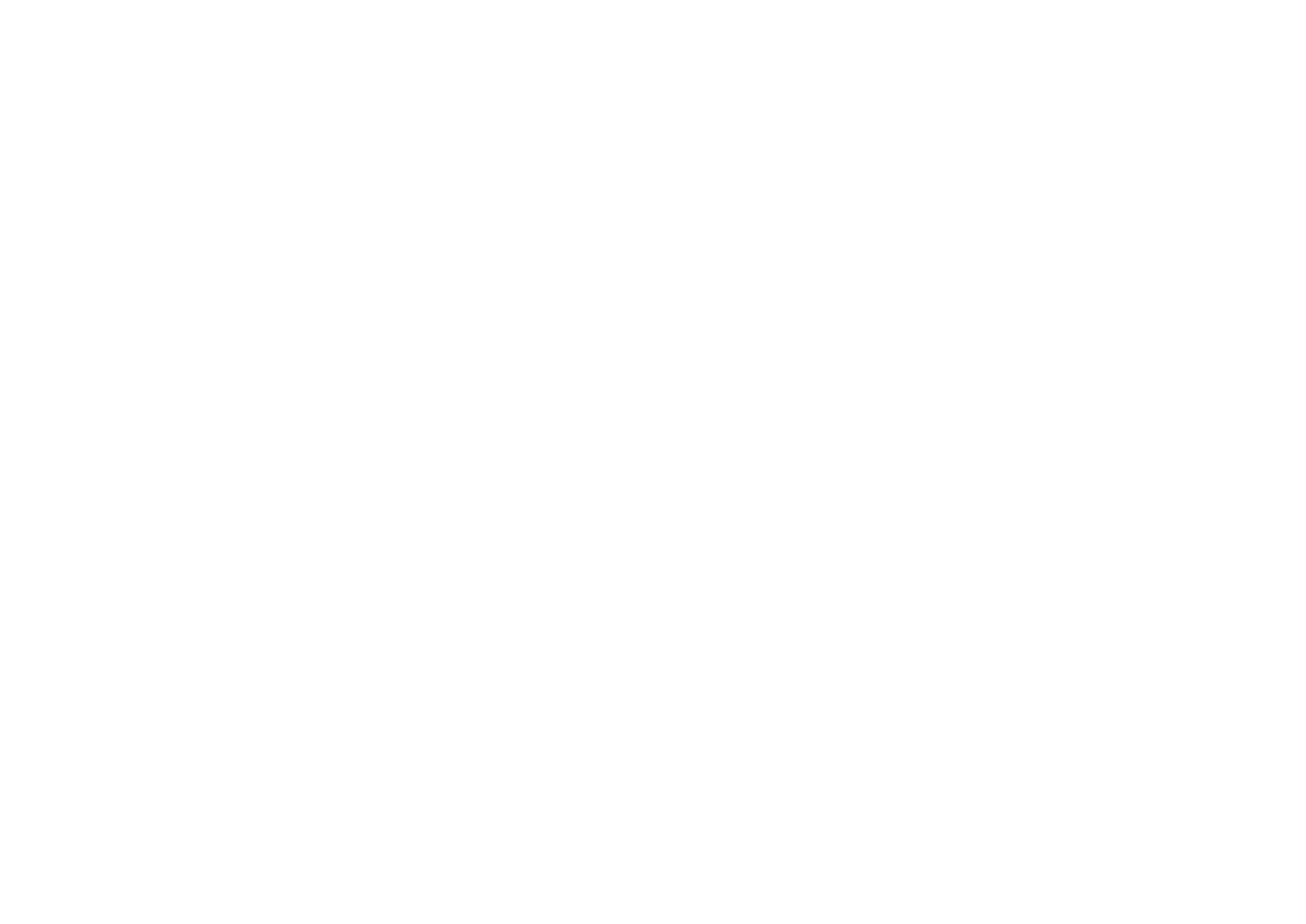 Shaded map of operations within the United States