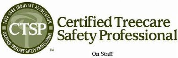 Certified Tree care Professionals
